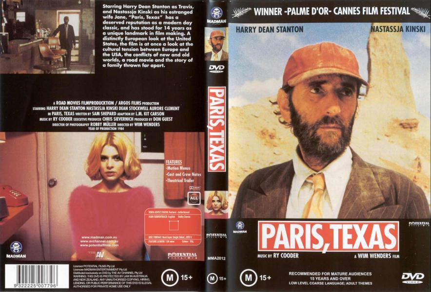 Paris Texas Film
